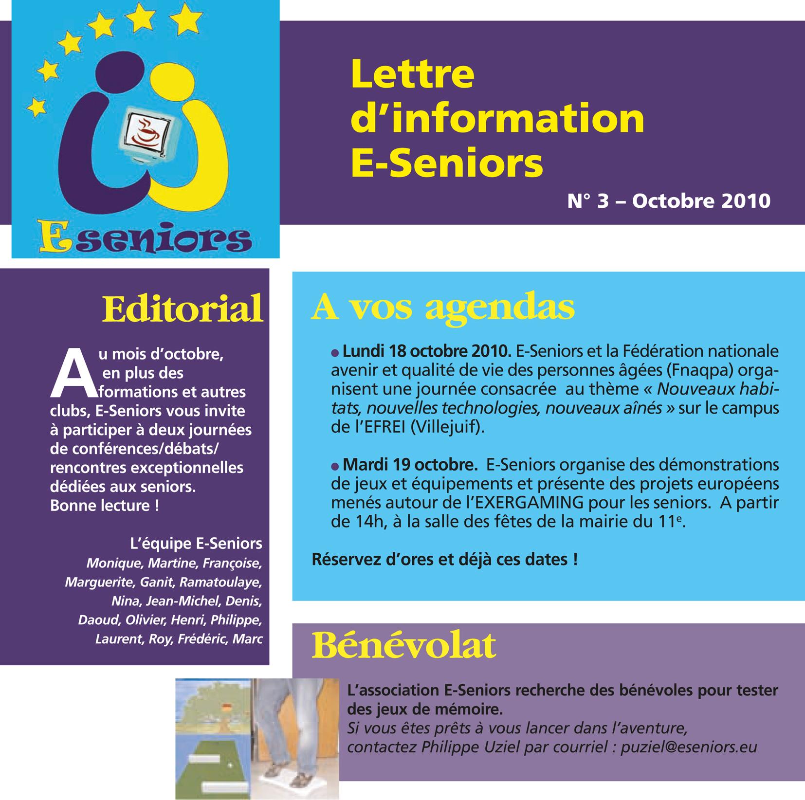association des grands parents européens
